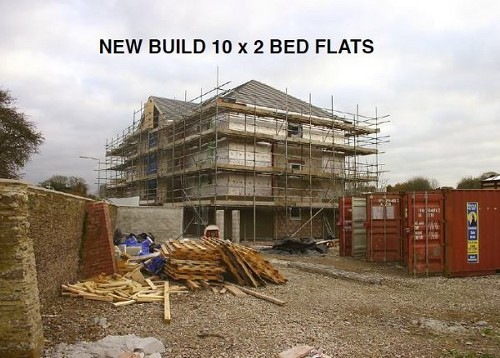10 New Flats by Yealm Valley Building Services